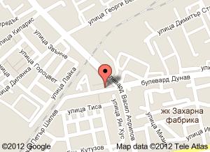 map Trakart art residence center location