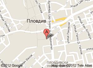 Trakart Plovdiv location