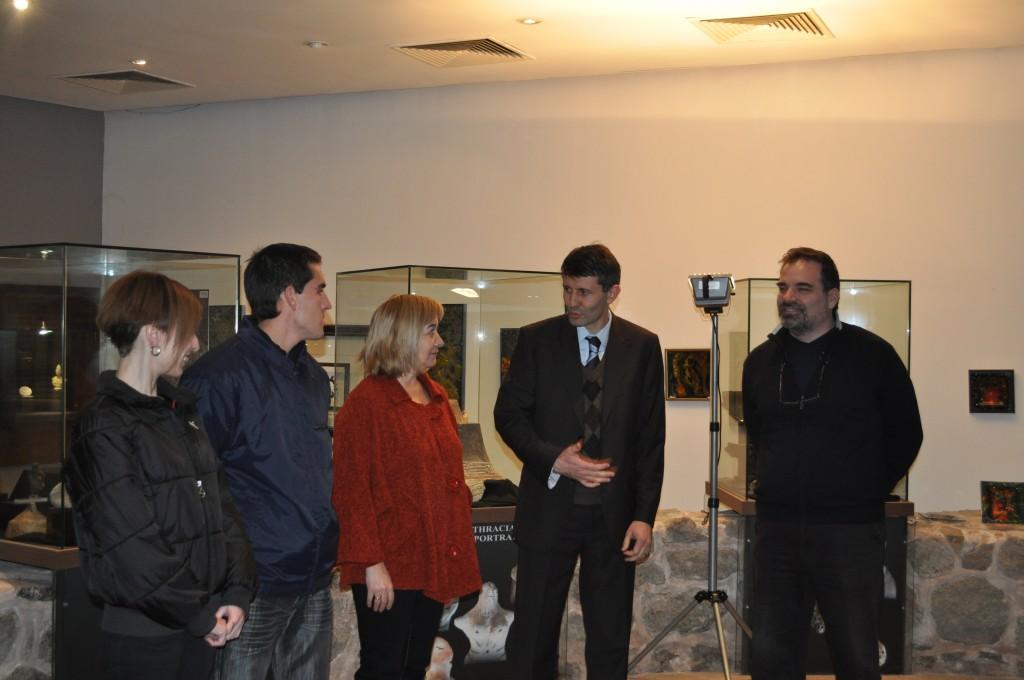 "29 Ноември'11 Изложба по проект ""Рестарт"" - photo#17"