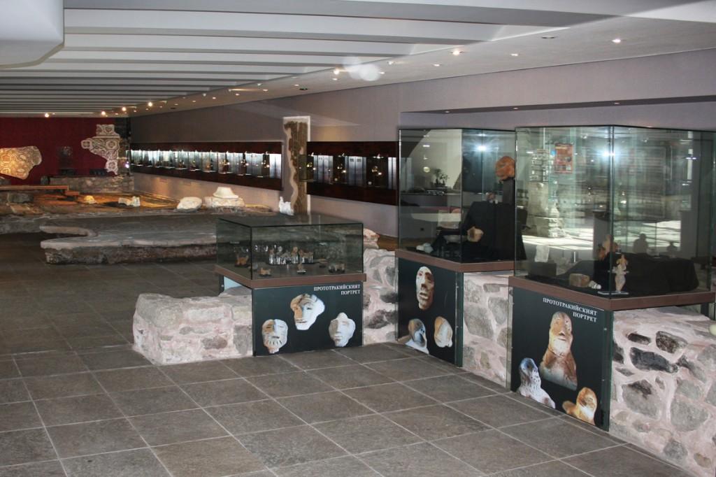 Cultural center-museum Trakart