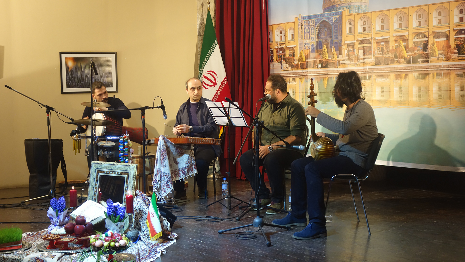 27 March 2019 Concert of traditional Iranian music |